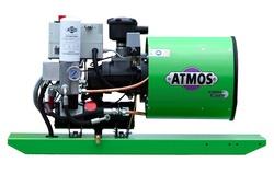 Винтовой компрессор Atmos Albert E 50 без ресивера