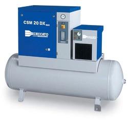 Винтовой компрессор Ceccato CSM 10 10 DX 500L