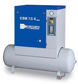 Винтовой компрессор Ceccato CSM 10 8 DX 500L