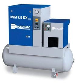Винтовой компрессор Ceccato CSM 5,5 8 DX 270L