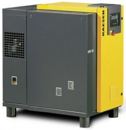 Винтовой компрессор Kaeser SM 12 10 T