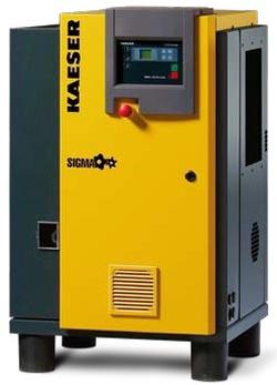 Винтовой компрессор Kaeser SX 6 13 T