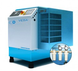 Винтовой компрессор Kraftmann VEGA 5 O (13 бар)