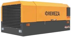 Передвижной компрессор Remeza ДК 4 10РД